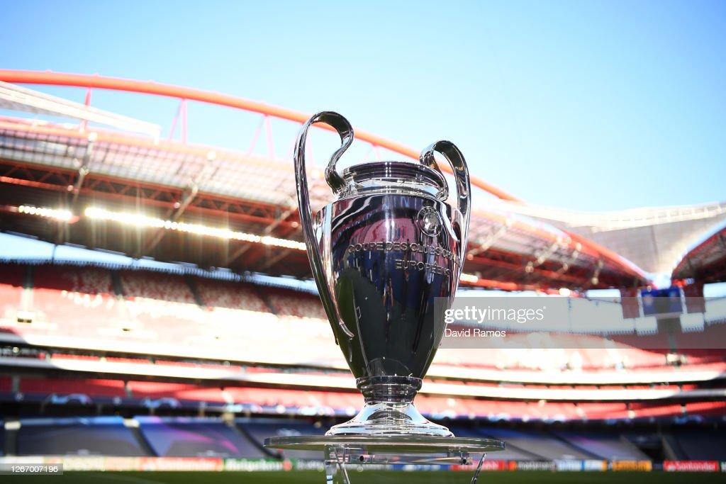 RB Leipzig v Paris Saint-Germain F.C - UEFA Champions League Semi Final : Photo d'actualité