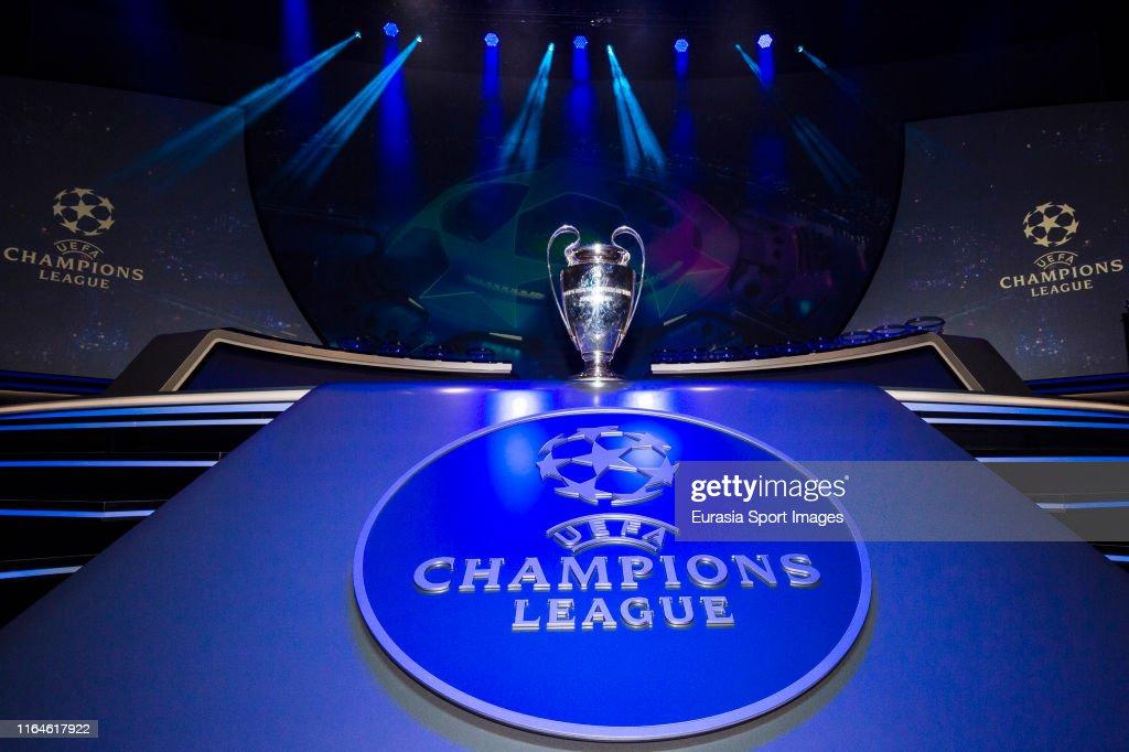 UEFA European Club Football Season Kick-Off 2019/2020 - UCL Draw : News Photo