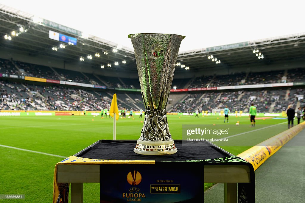 Borussia Moenchengladbach v Villarreal CF - UEFA Europa League : News Photo