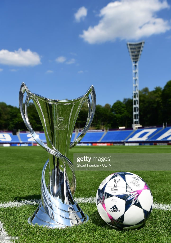 VfL Wolfsburg v Olympique Lyonnais  - UEFA Womens Champions League Final Previews