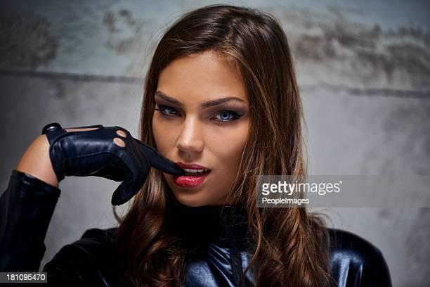 o máximo em bad garota - mulher fatal - fotografias e filmes do acervo