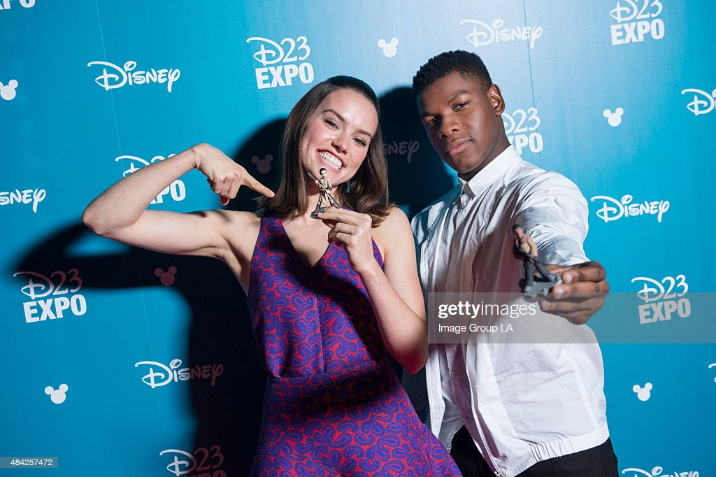 ABC's Coverage Of The D23 Expo 2015 : News Photo