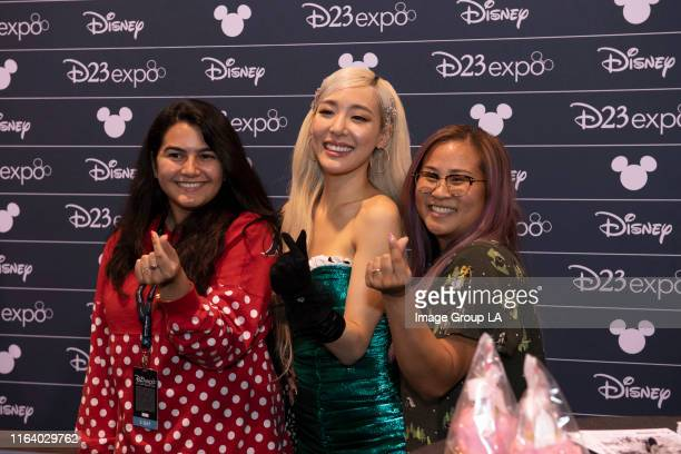 D23 EXPO 2019 The Ultimate Disney Fan Event brings together all the worlds of Disney under one roof for three packed days of presentations pavilions...