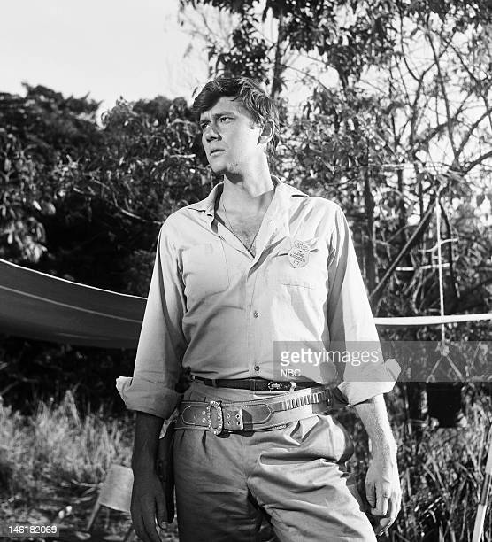 TARZAN 'The Ultimate Weapon' Episode 2 Pictured Andrew Prine as Peter Haines