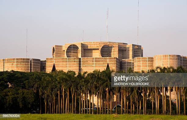 The ultra modern Bangladesh Parliament building designed by the worldrenowned American architect Louis I Kahn is considered to be his masterpiece and...