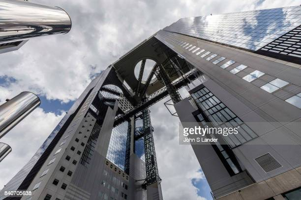 The Umeda Sky Building has long been an icon for Osaka with its unique and shiny towers with a giant hole in the middle of it Its top floor ring...