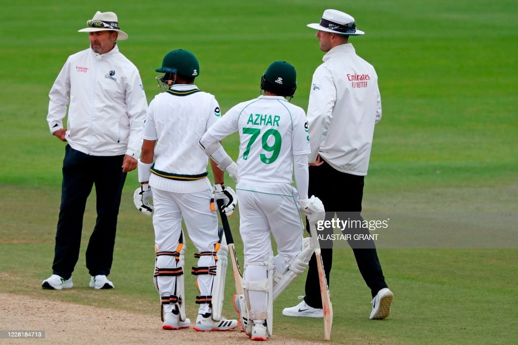 CRICKET-ENG-PAK : News Photo