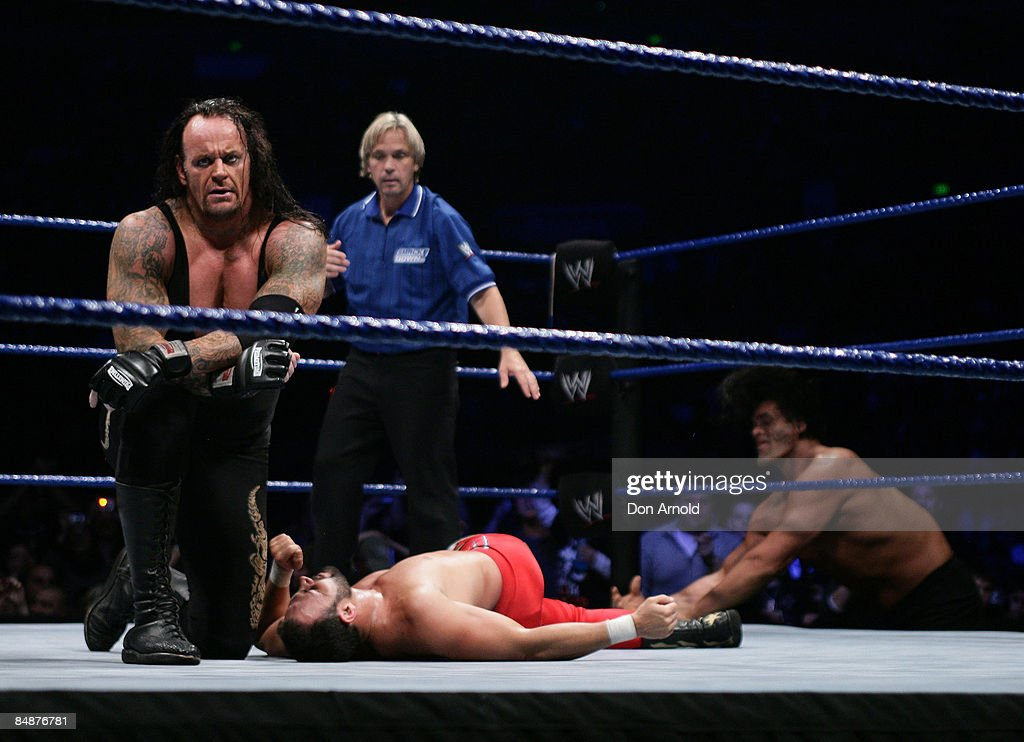 WWE Smackdown - Sydney : News Photo