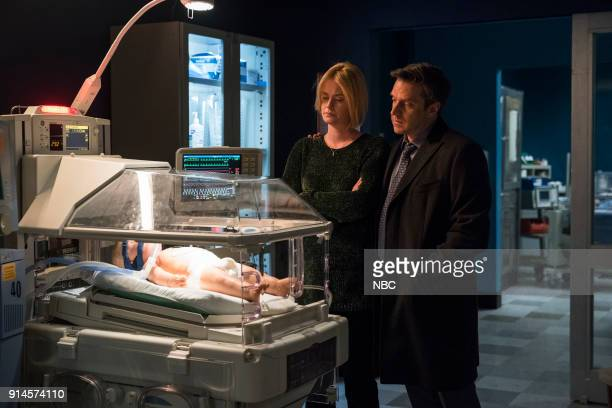 UNIT 'The Undiscovered Country' Episode 1913 Pictured Abigail Hawk as Maggie Householder Raul Esparza as ADA Rafael Barba