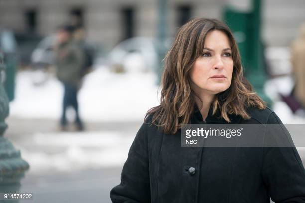 UNIT 'The Undiscovered Country' Episode 1913 Pictured Mariska Hargitay as Lieutenant Olivia Benson