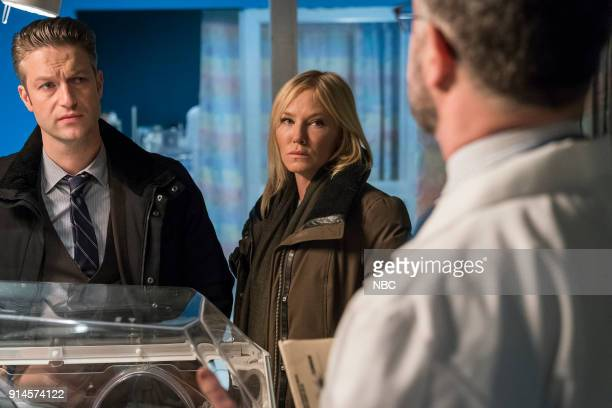 UNIT The Undiscovered Country Episode 1913 Pictured Peter Scanavino as Dominick Sonny Carisi Kelli Giddish as Detective Amanda Rollins