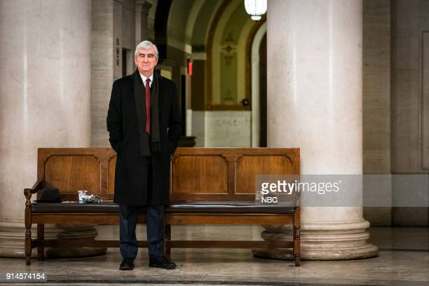 UNIT 'The Undiscovered Country' Episode 1913 Pictured Sam Waterston as DA Jack McCoy