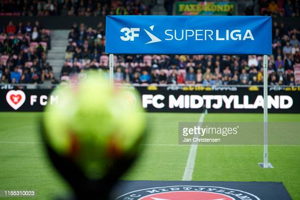 The union 3F is new sponsor for the Danish 3F Superliga. Their first match is the match between FC Midtjylland and Esbjerg fB at MCH Arena on July...