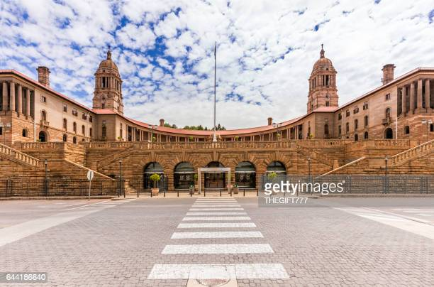 The Union Buildings in Pretoria, South Africa
