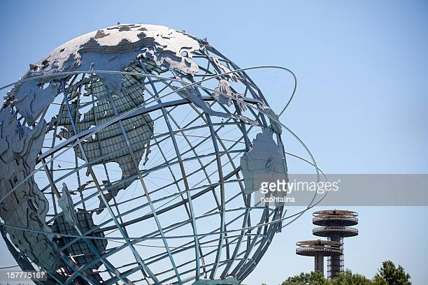 The Unisphere in Flushing Meadows