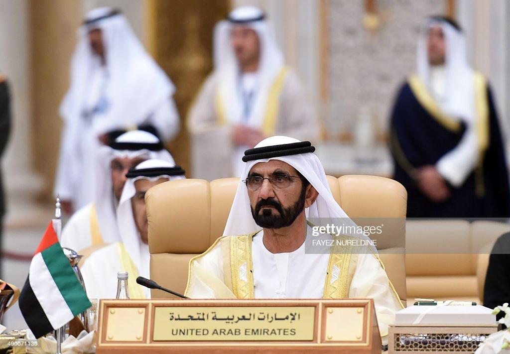 SAUDI-ARAB-LATAM-SUMMIT-UAE : News Photo