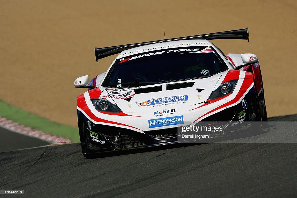 British GT Championship - Brands Hatch : News Photo