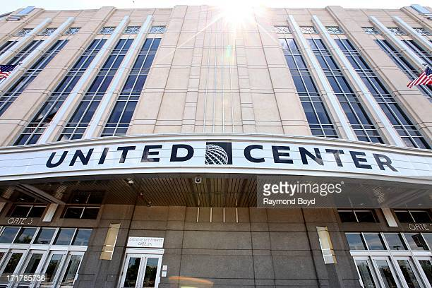 The United Center, in Chicago, Illinois on JUNE 27, 2013.