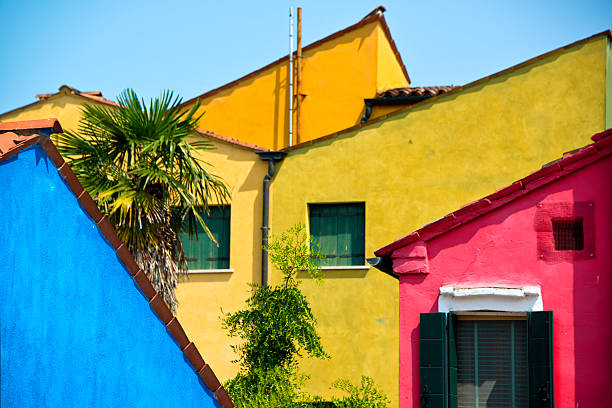 The united colors of Burano | Italy