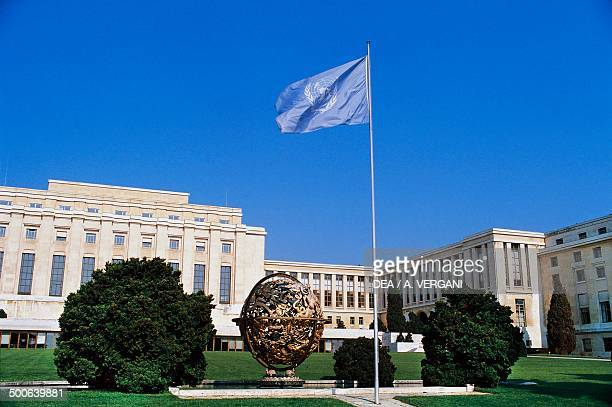 The United Nations building 19311938 Geneva Canton of Geneva Switzerland 20th century