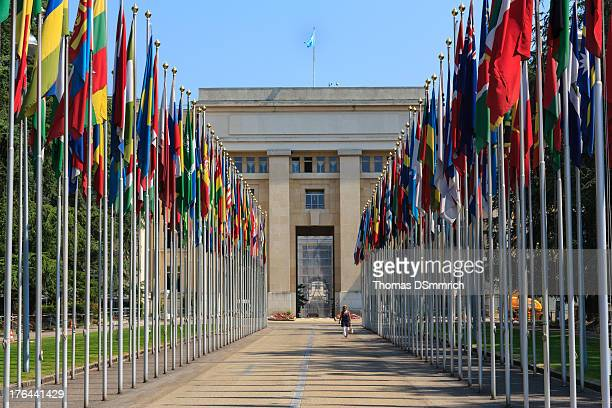 The United Nations Office at Geneva is the second-largest of the four major office sites of the United Nations. It is located in the Palais des...