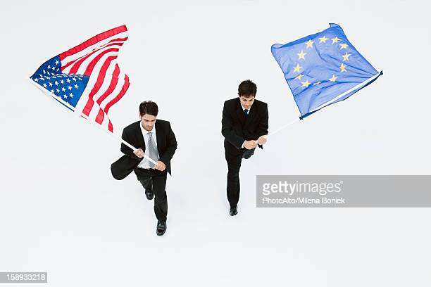 The United States and the European Union are economic allies