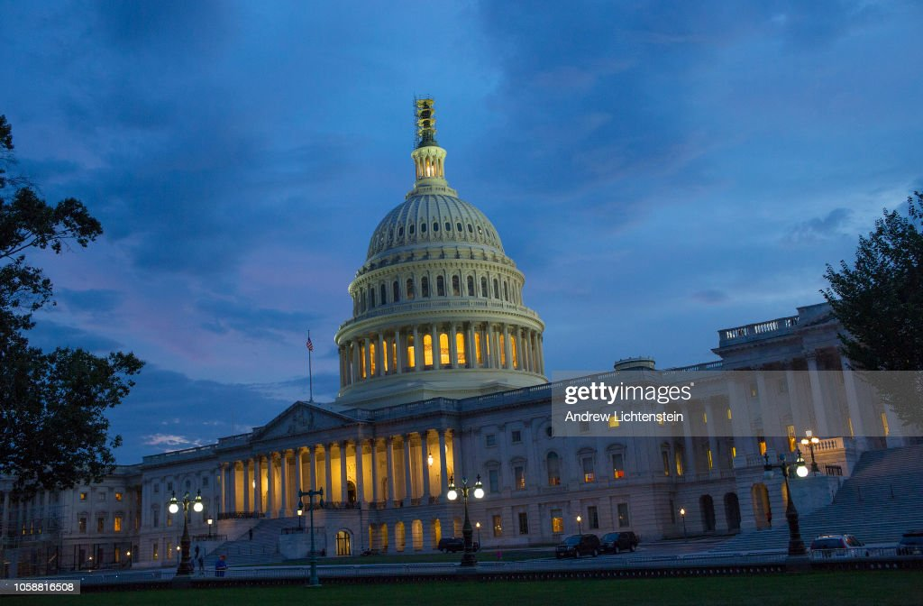 United States capital : News Photo
