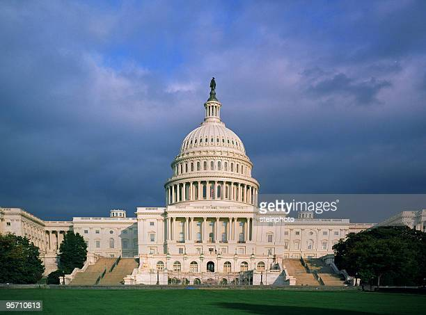 the united states capital building - united states capitol rotunda stock pictures, royalty-free photos & images