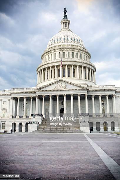 the united states capital - capitol hill fotografías e imágenes de stock