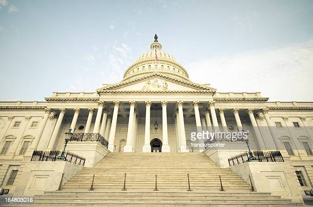 The United States Capitol building - Washington DC