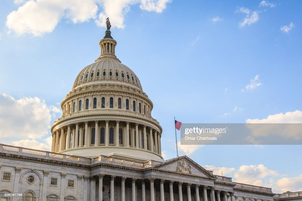The United States Capitol : Stock-Foto