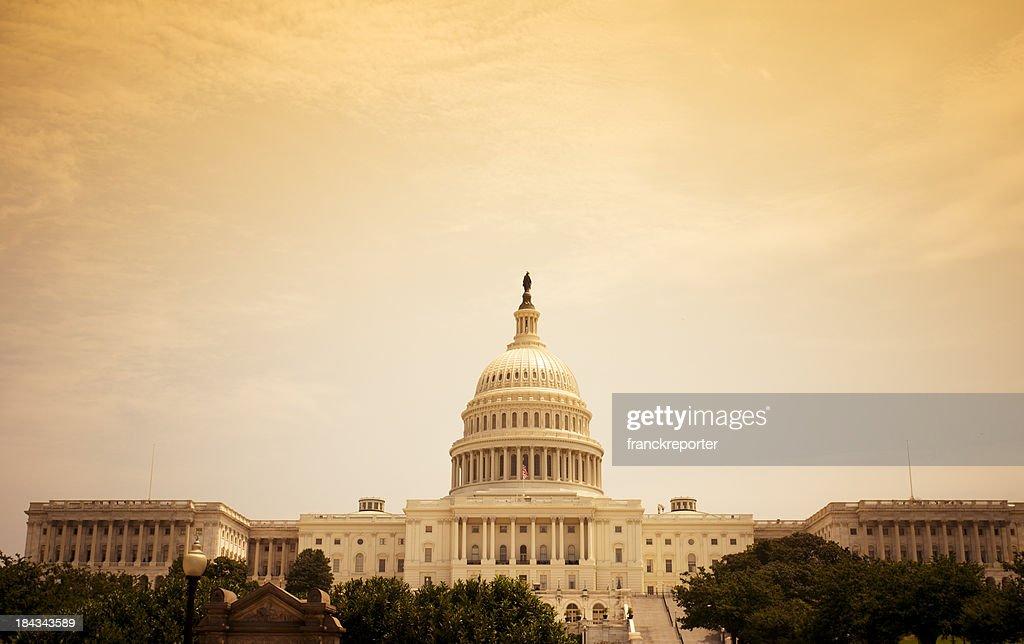 The United States Capitol  - Washington DC : Stock Photo