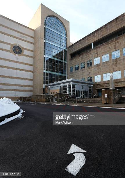 The United States District Court Greenbelt Division is shown on February 21 2019 in Greenbelt Maryland A member of the US Coast Guard 49yearold...