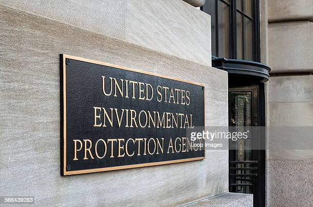 The United States Environmental Protection Agency in Washington DC
