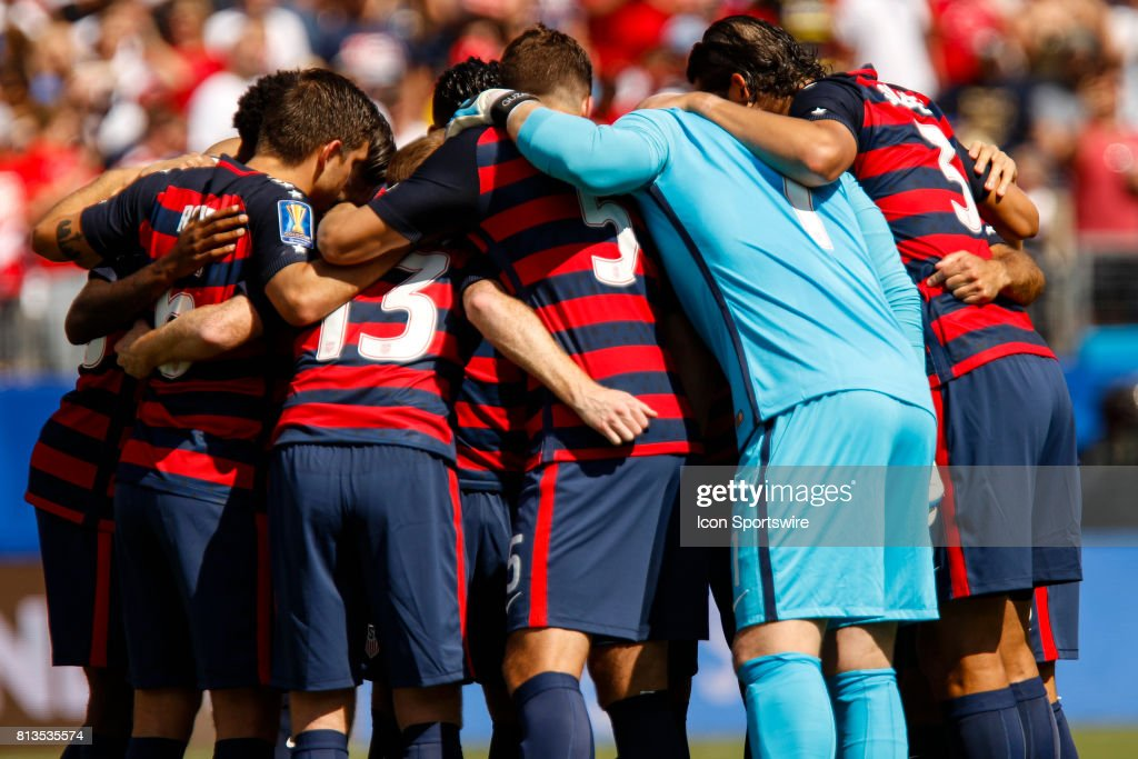 SOCCER: JUL 08 CONCACAF Gold Cup Group B - United States v Panama : News Photo