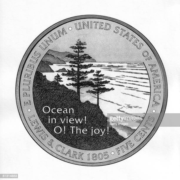 The United States Mint announced today that it is issuing two newly designed 5cent coins in 2005 with a new image of President Thomas Jefferson on...