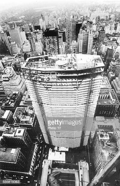 The United States New York Building of precast concrete SideAm