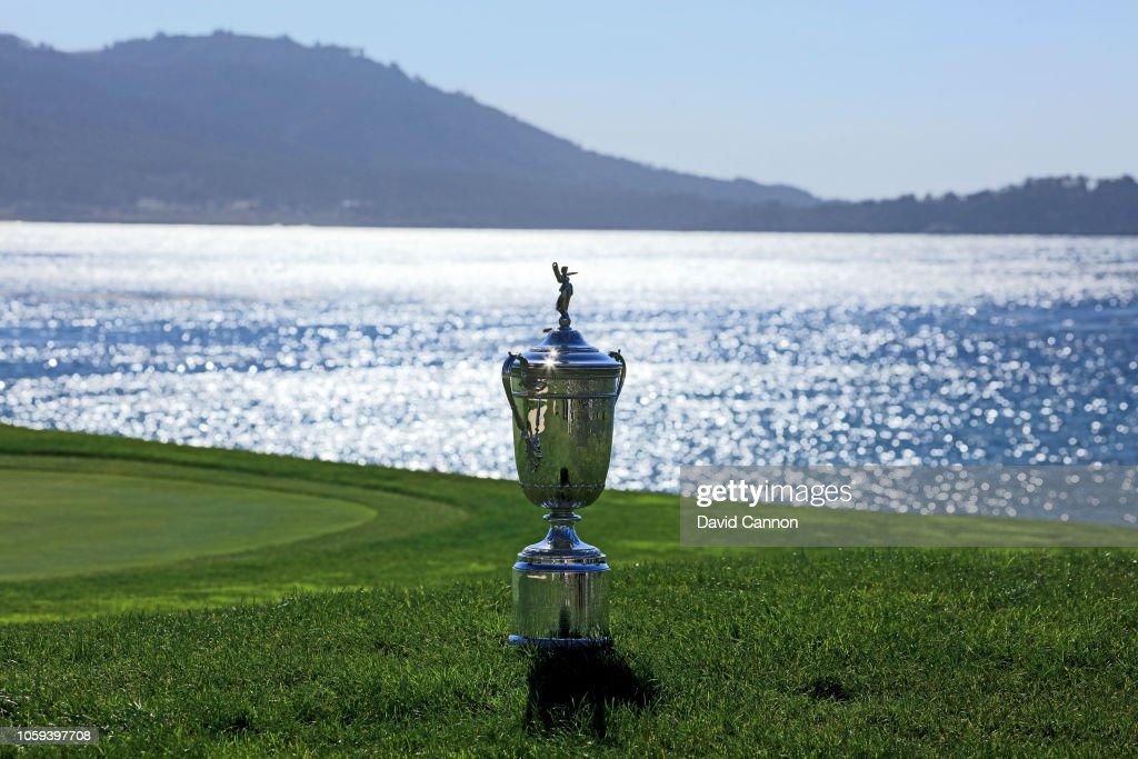 General Views Pebble Beach Golf Links : News Photo
