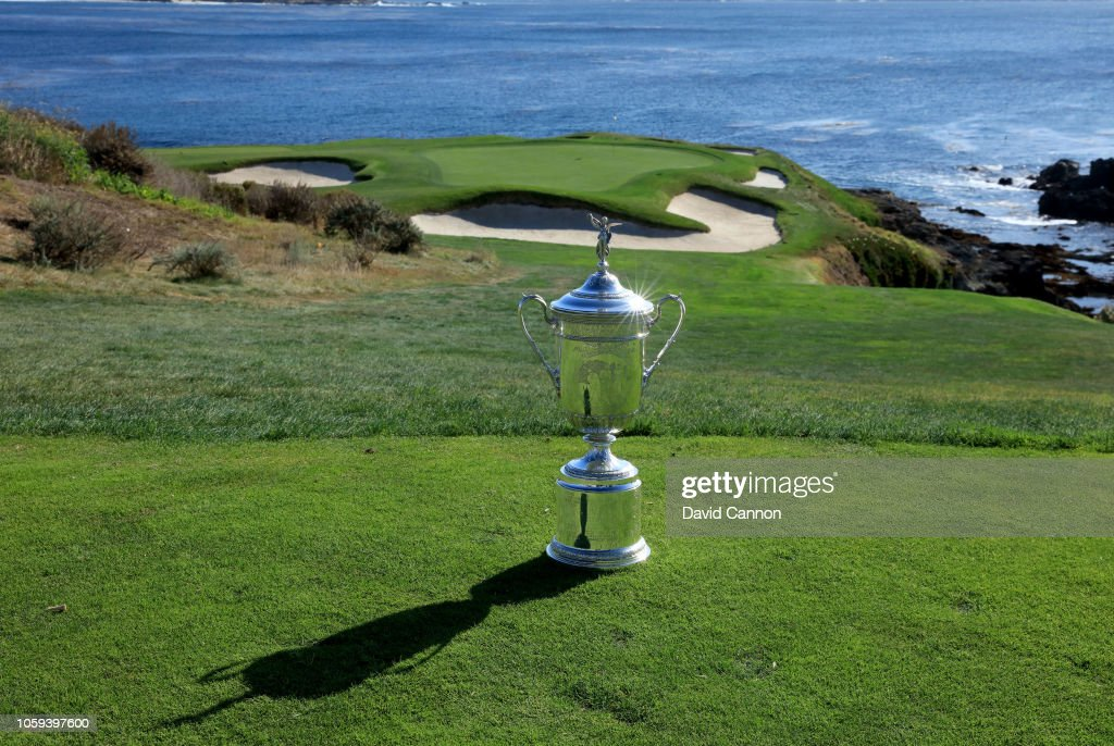 USGA 2019 US Open Media Preview Day : News Photo