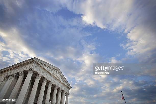 The United States Supreme Court in Washington, DC, June 16, 2005.