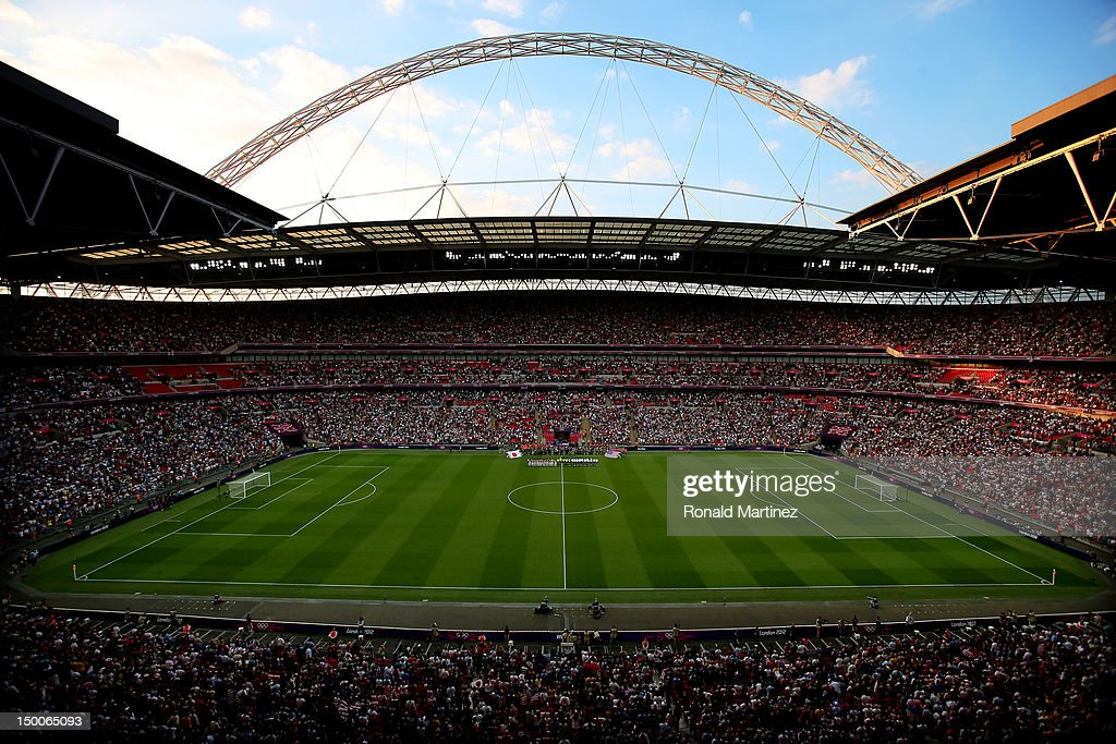 Olympics Day 13 - Women's Football Final - Match 26 - USA v Japan : News Photo