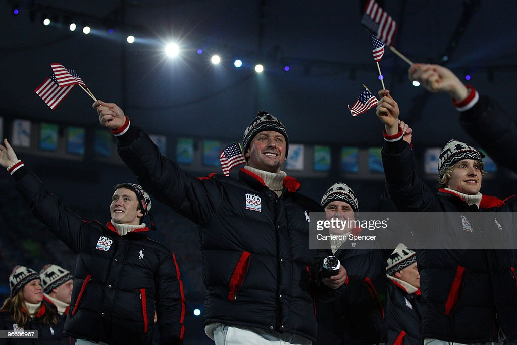 Winter Olympics - Opening Ceremony : News Photo