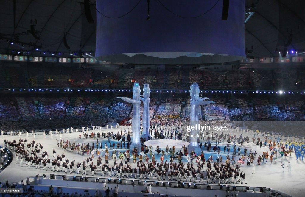 Winter Olympics - Opening Ceremony : News Photo