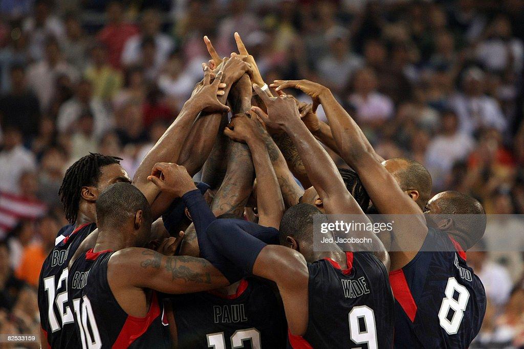 Olympics Day 16 - Basketball : News Photo