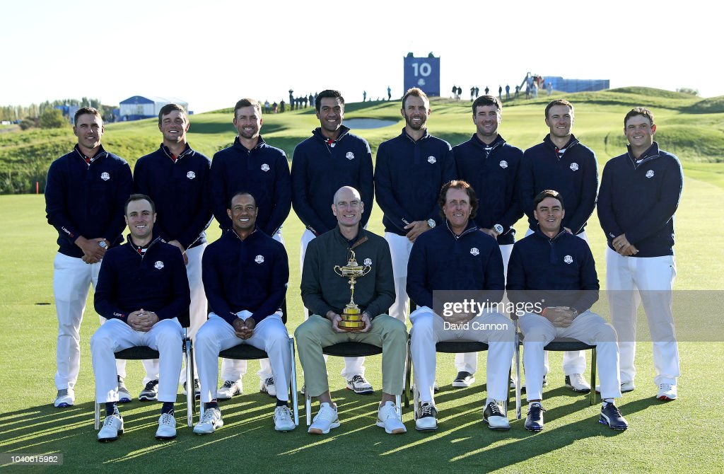 2018 Ryder Cup - USA Team Photocall : News Photo