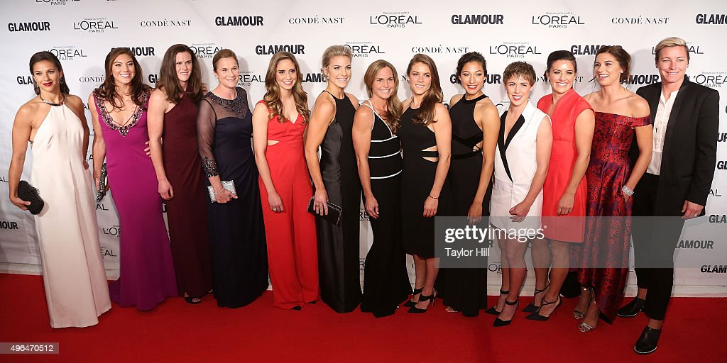 Glamour's 25th Anniversary Women Of The Year Awards : News Photo