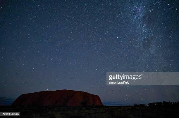 The Universe Over Uluru