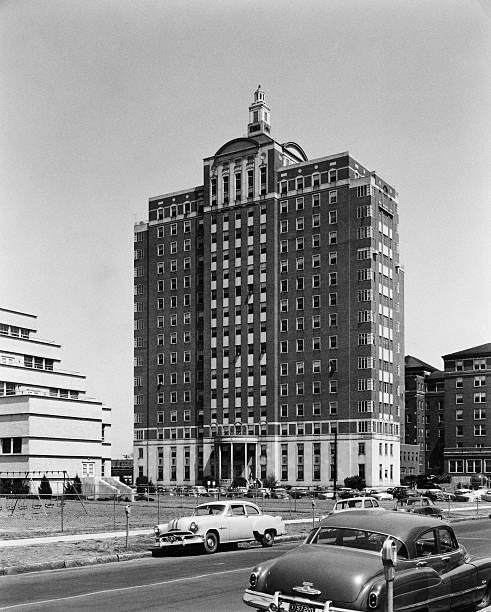 The University Hospital and Hillman Clinic, Birmingham,...