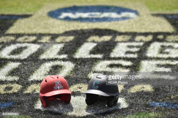 The University of Arizona Wildcats take on the Coastal Carolina Chanticleers during Game 3 of the 2016 NCAA Men's College World Series held at TD...