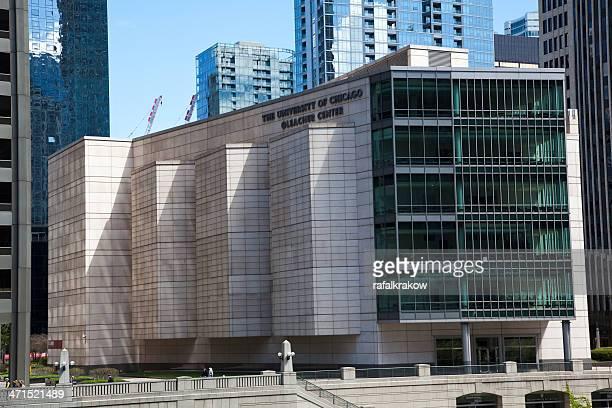 シカゴ大学グリーチャーセンター - シカゴ大学 ストックフォトと画像